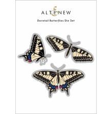 Altenew Die Set - Dovetail Butterflies