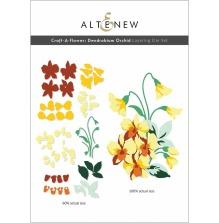 Altenew Die Set Craft A Flower - Dendrobium Orchid Layering