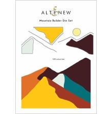 Altenew Die Set - Mountain Builder