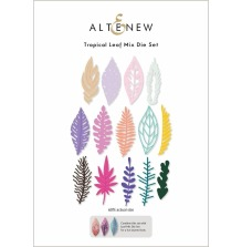 Altenew Die Set - Tropical Leaf Mix