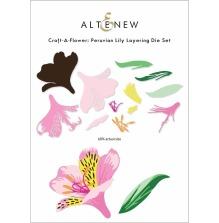 Altenew Die Set Craft A Flower - Peruvian Lily