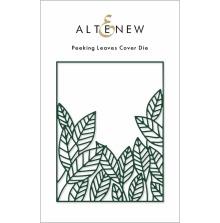 Altenew Die Set - Peeking Leaves Cover
