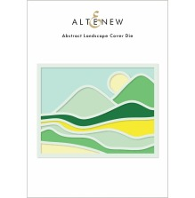 Altenew Die Set - Abstract Landscape Cover