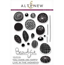 Altenew Clear Stamps 6X8 - Simple Flowers