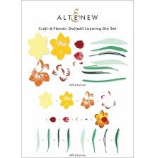 Altenew Die Set Craft A Flower - Daffodil Layering