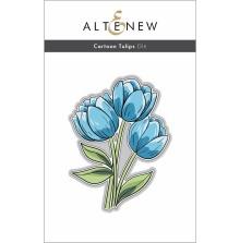 Altenew Die Set - Cartoon Tulips