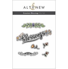Altenew Die Set - Greatest Blessings