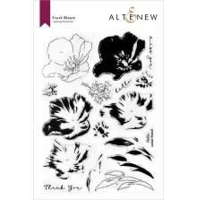 Altenew Clear Stamps 6X8 - Fresh Bloom
