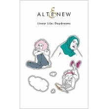 Altenew Die Set - Linear Life: Daydreams