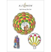 Altenew Die Set - Up & Away