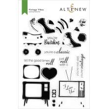 Altenew Clear Stamps 6X8 - Vintage Vibes