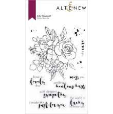 Altenew Clear Stamps 6X8 - Inky Bouquet