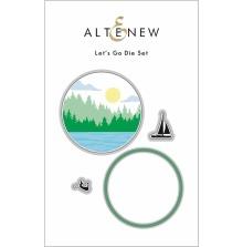 Altenew Die Set - Lets Go