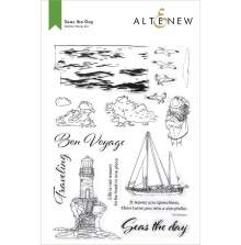 Altenew Clear Stamps 6X8 - Seas the Day
