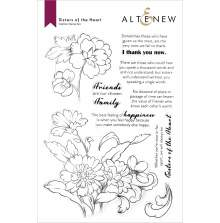 Altenew Clear Stamps 6X8 - Sisters of the Heart