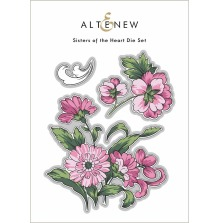 Altenew Die Set - Sisters of the Heart