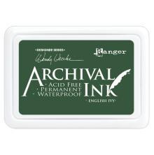 Ranger Archival Ink Pad Wendy Vecchi - English Ivy