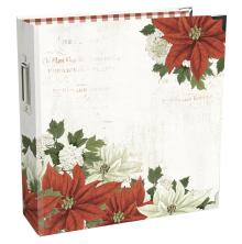 Simple Stories Snap Binder 6X8 - SV Rustic Christmas
