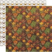 Simple Stories SV Country Harvest Cardstock 12X12 - Changing Seasons