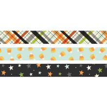 Simple Stories Washi Tape 3/Pkg - Spooky Nights