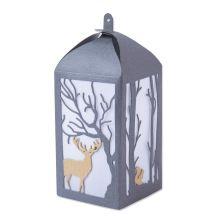 Sizzix Thinlits Die Set - Woodland Lantern