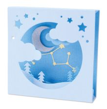 Sizzix Thinlits Die Set - Celestial Box Card