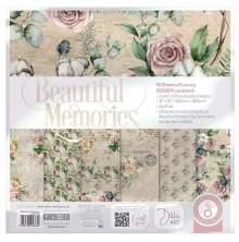 Tonic Studios 12X12 DaliART Pad - Beautiful Memories 4363E