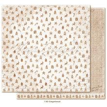 Maja Design Happy Christmas 12X12 - Gingerbread