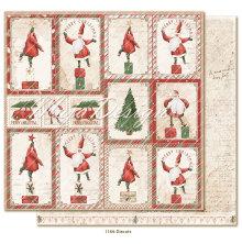 Maja Design Happy Christmas 12X12 - Die cuts