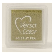 VersaColor Pigment Inkpad 1´ Cube Split Pea