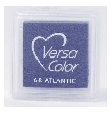 VersaColor Pigment Inkpad 1´ Cube Atlantic