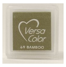 VersaColor Pigment Inkpad 1´ Cube Bamboo
