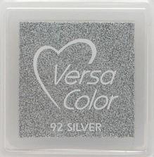 VersaColor Pigment Inkpad 1´ Cube Silver