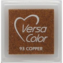 VersaColor Pigment Inkpad 1´ Cube Copper