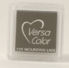 "VersaColor Pigment Inkpad 1"" Cube - Mountain Lake"