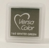 "VersaColor Pigment Inkpad 1"" Cube - Winter Green"