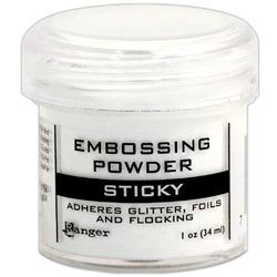 Ranger Sticky Embossing Powder 21gr