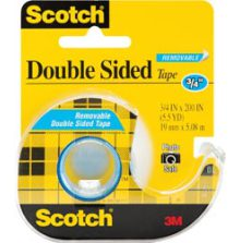 Scotch Removable Double-Sided Tape