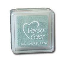 VersaColor Pigment Inkpad 1´ Cube Laurel leaf