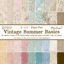 Maja Design 6x6 Paper Pad - Vintage Summer Basics