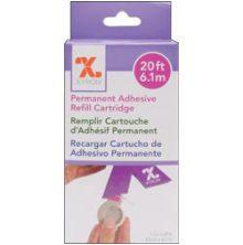 Xyron 150 Refill Cartridge - 1.5´X20 Ft Permanent