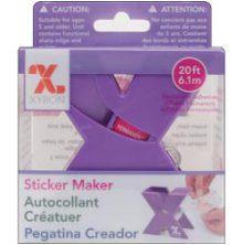 Xyron 150 Create-A-Sticker Machine Assorted Colors