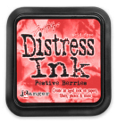 Tim Holtz Distress Ink Pad -  Festive Berries
