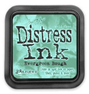Tim Holtz Distress Ink Pad - Evergreen Bough