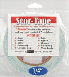 Scor-Tape 0.25´X27 Yds