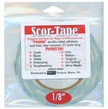 Scor-Tape .125X27 Yds