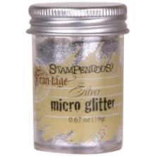 Stampendous Micro Glitter - Silver