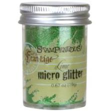 Stampendous Micro Glitter - Lime