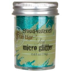 Stampendous Micro Glitter - Teal