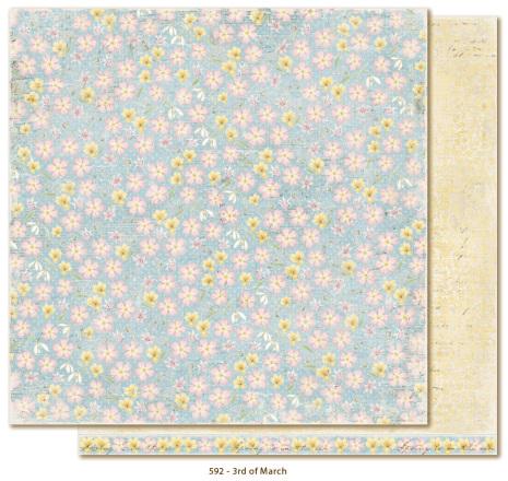 Maja Design Vintage Spring Basics - 3st of March